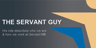 The Servant Guy: His role describes who we are & how we work at Servant HR.