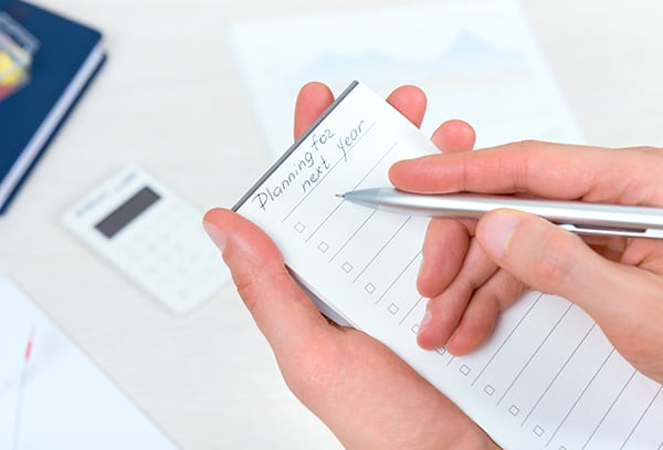 hr checklist planning