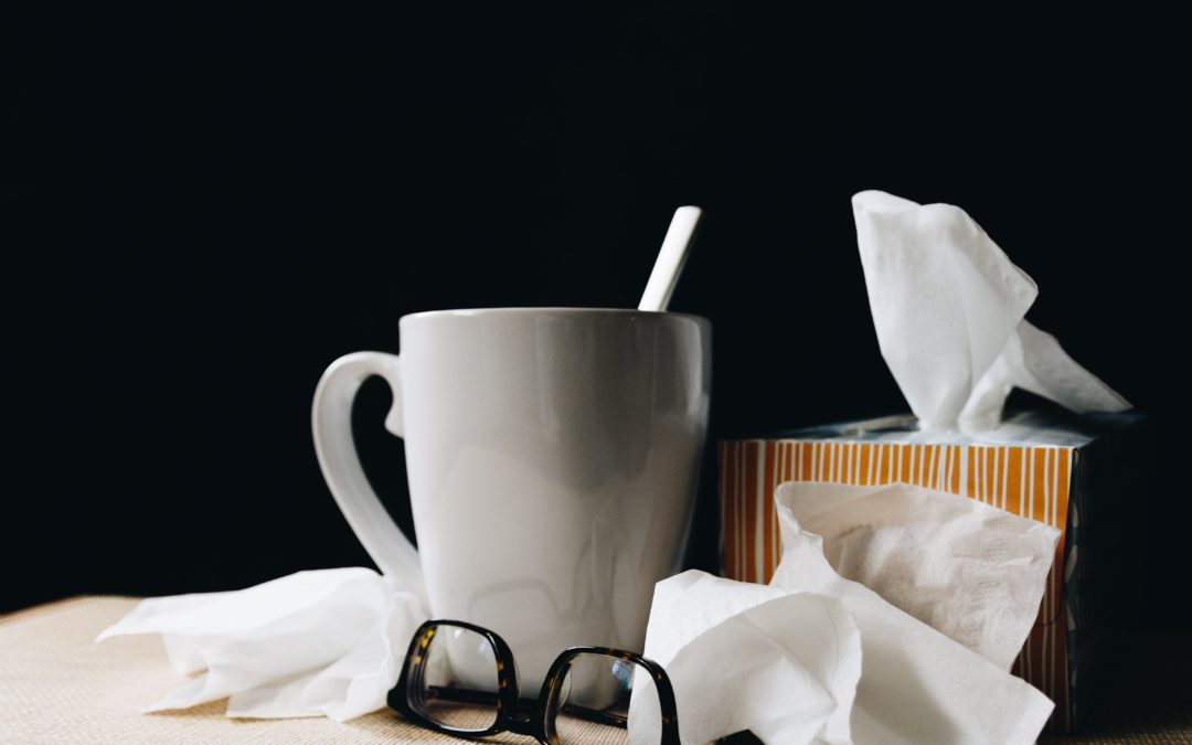 'Tis the (flu) season! Re-thinking your company's sick policy